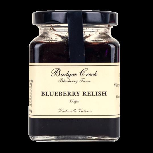 Blueberry Relish