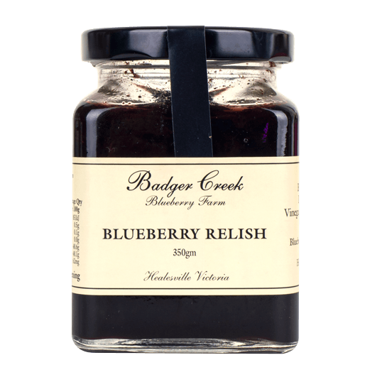 Blueberry Relish