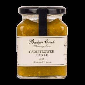Cauliflower Pickles