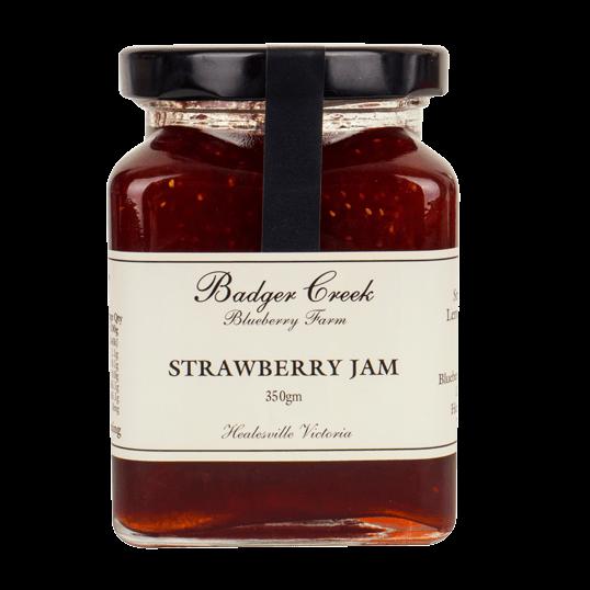 strawberry jam $ 8 00 a soft set strawberry jam made with whole ...
